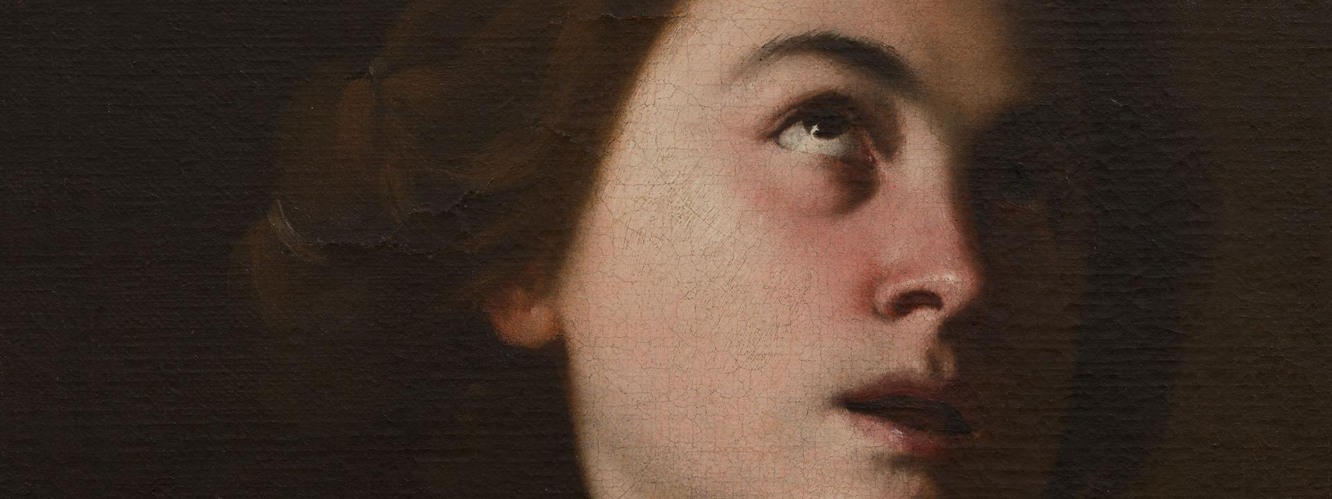 &nbsp&nbspSANTA ÀGUEDA - Massimo Stanzione - Museu de Belles Arts de València
