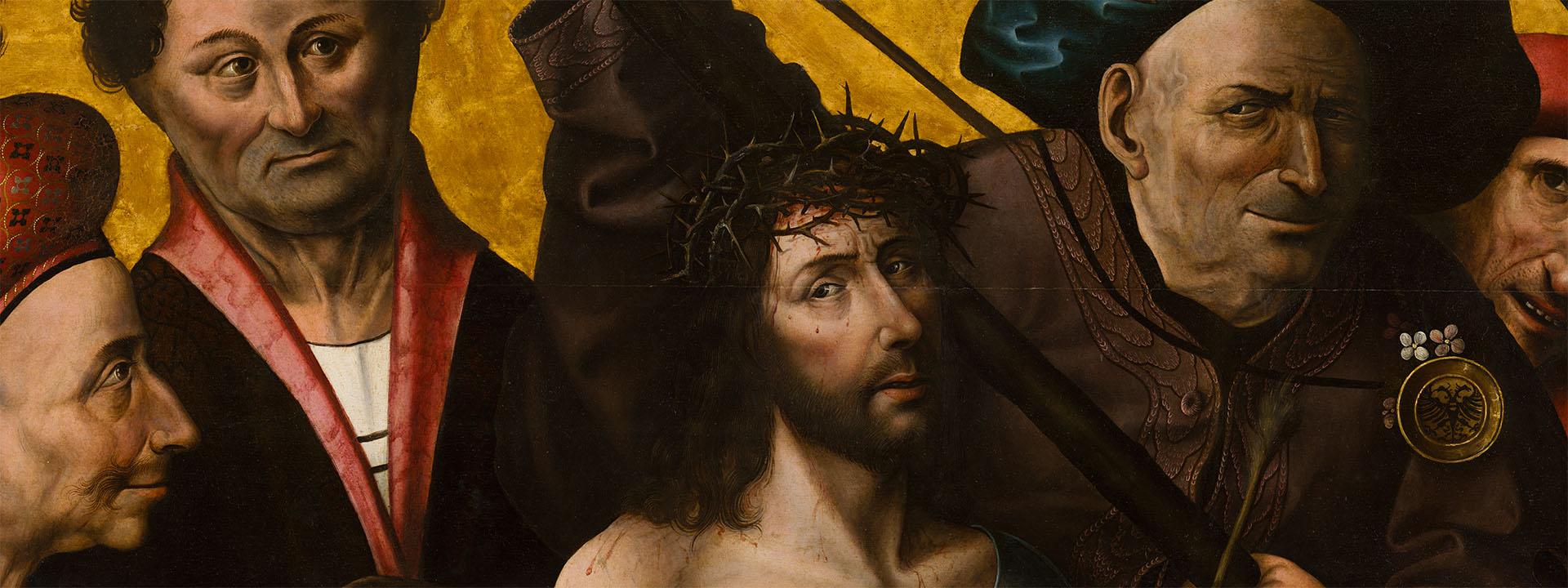 &nbsp&nbspTRÍPTIC DE LA PASSIÓ - Obrador de 'El Bosch' - Museu de Belles Arts de València