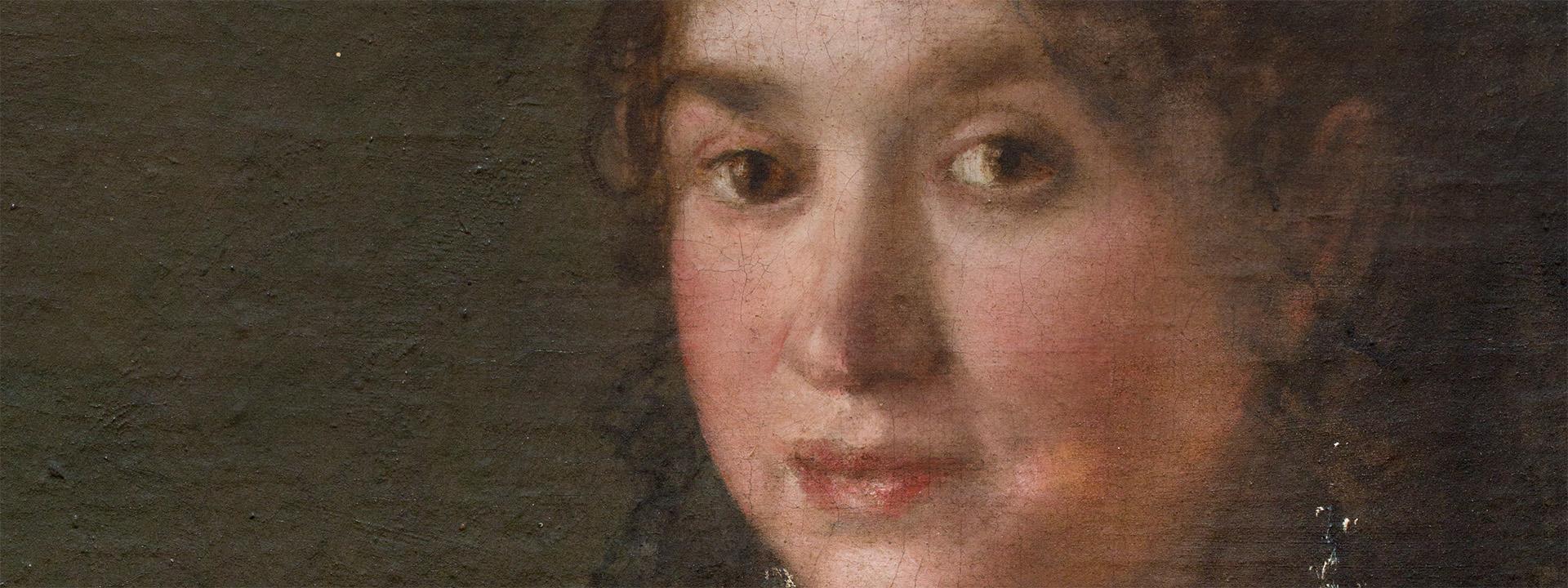 JOAQUINA CANDADO RICARTE - Francisco de Goya - Museu de Belles Arts de València