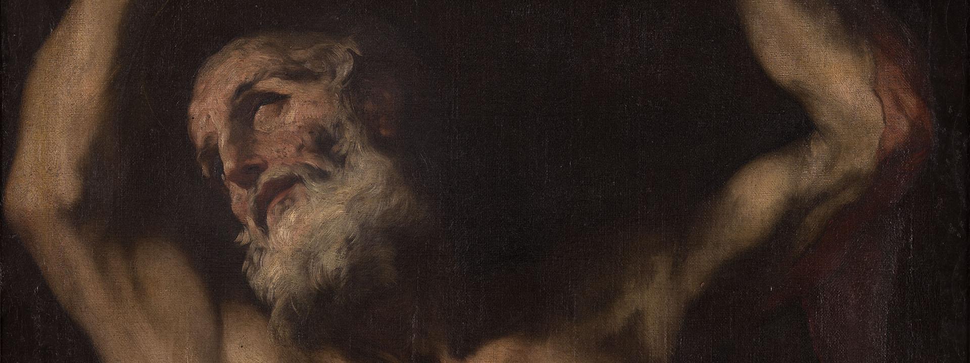 &nbsp&nbspSANT BERTOMEU EN EL MARTIRI - Luca Giordano - Museu de Belles Arts de València