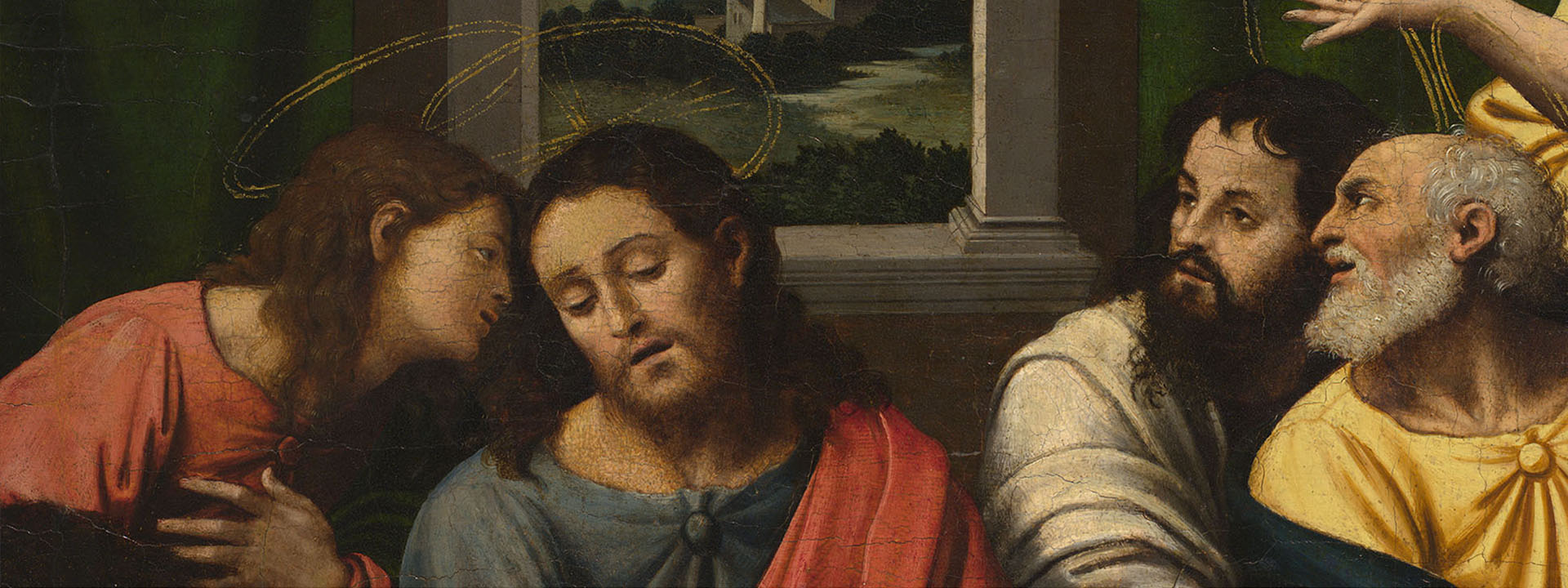 SANT SOPAR - Joan de Joanes - Museu de Belles Arts de València